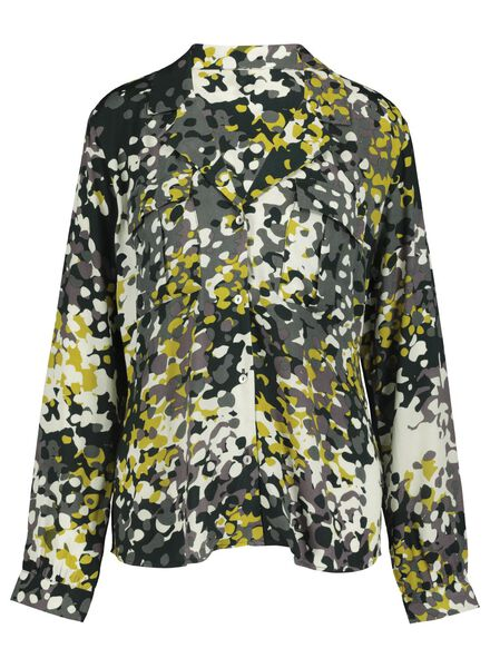 women's blouse taupe taupe - 1000017408 - hema