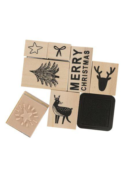 stamp set - 25300210 - hema