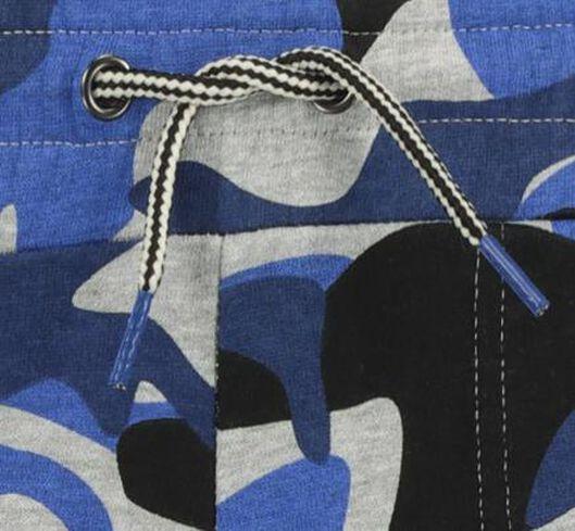 children's sweatpants blue blue - 1000017699 - hema