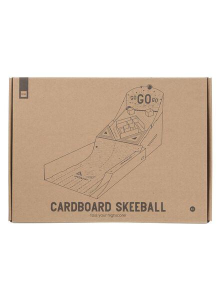 Skeeball-Spiel aus Pappe - 60200425 - HEMA