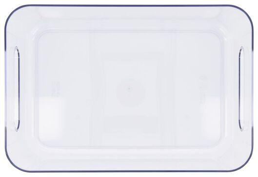 storage box 20x29x11 Helsinki transparent - 39821145 - hema