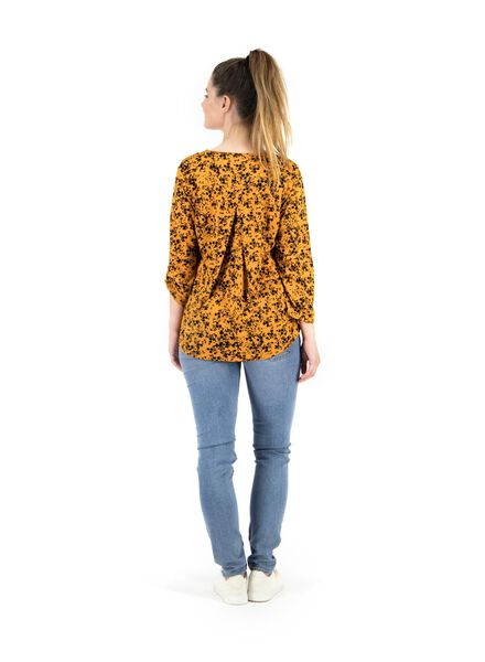 women's top yellow yellow - 1000014849 - hema