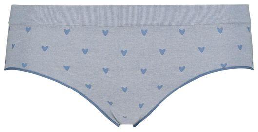 hipster panties blue blue - 1000019804 - hema