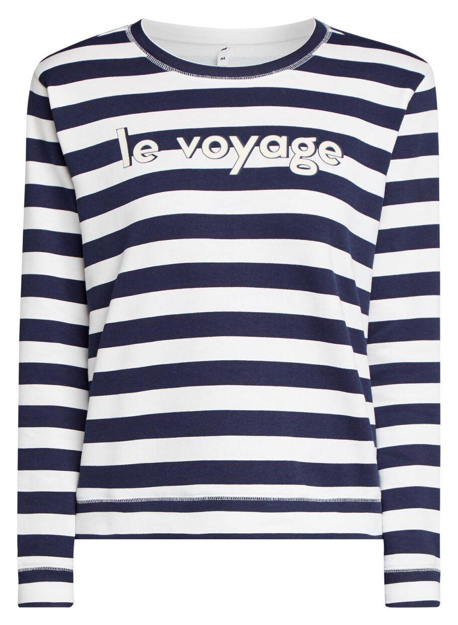 hot sale online 5919f 604fe Damen-Sweatshirt dunkelblau - HEMA