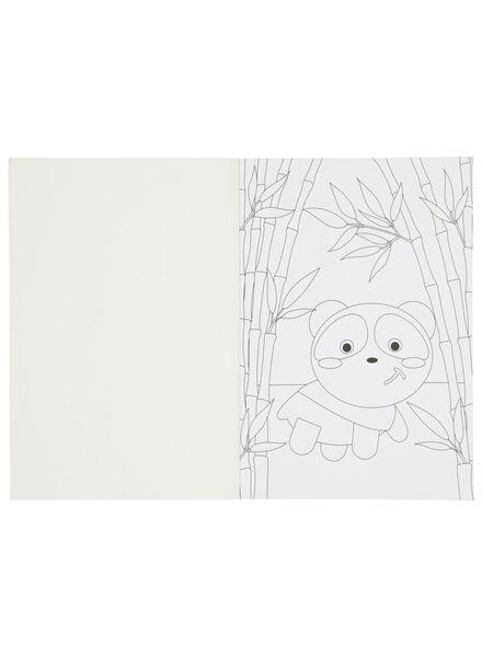 colouring and do book - 15910012 - hema