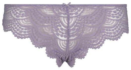 B.A.E. women's Rio briefs lace lilac lilac - 1000018677 - hema