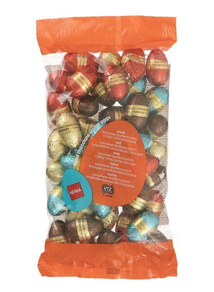 oeufs en chocolat fourrés assortis 500g - 10094001 - HEMA