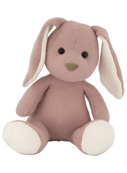 cuddly toy bunny knitted 28 cm - 15190261 - hema