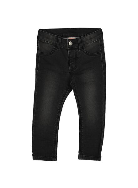 baby jogdenim zwart zwart - 1000014369 - HEMA