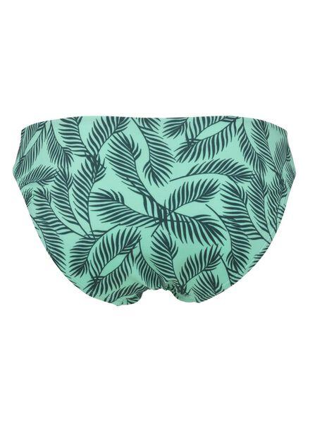 slip de bikini femme vert vert - 1000011892 - HEMA