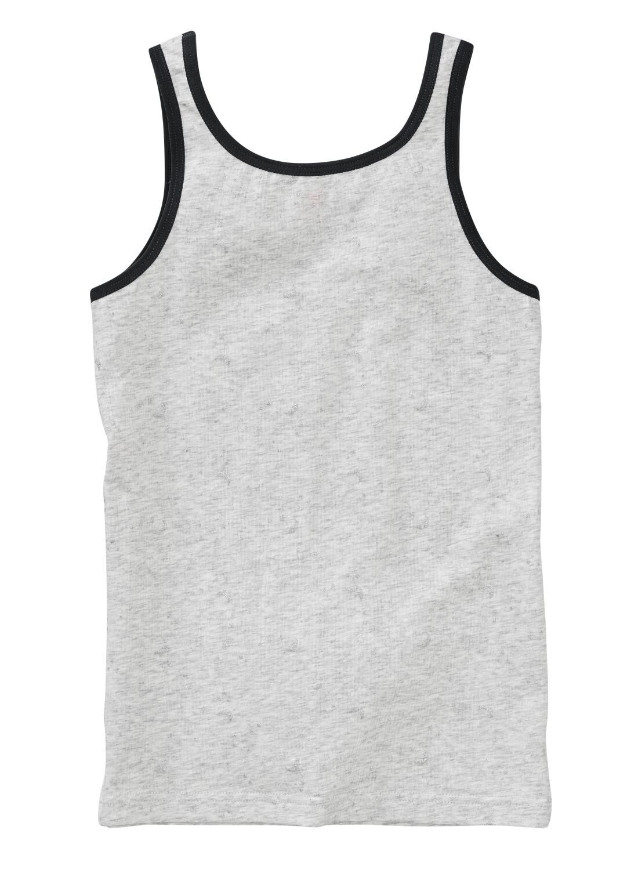 2er Pack Kinder Hemden graumeliert HEMA