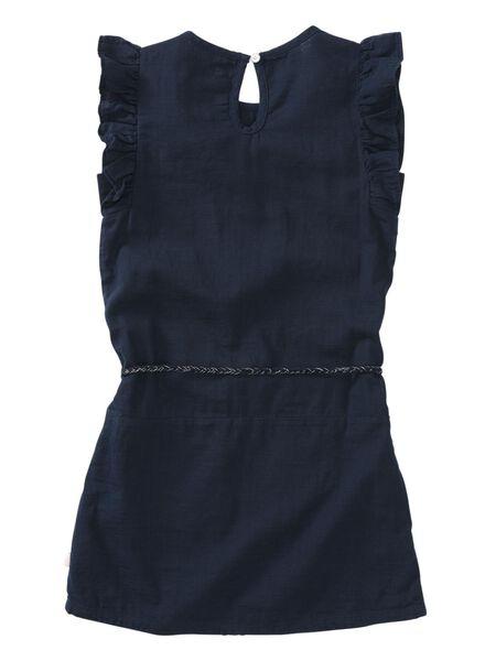 children's dress dark blue dark blue - 1000006475 - hema
