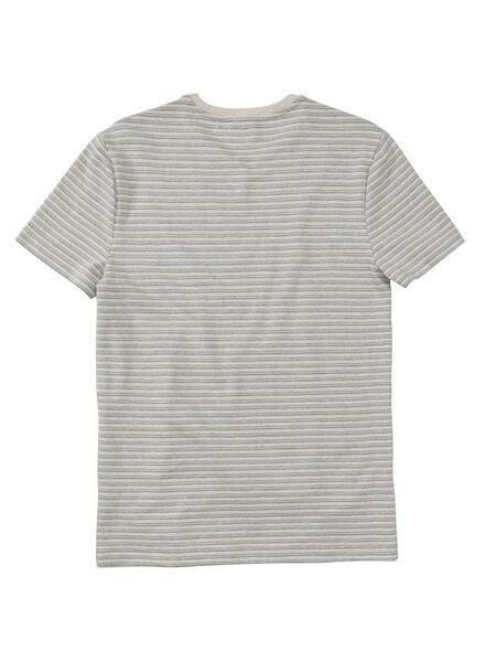 men's T-shirt off-white off-white - 1000006072 - hema