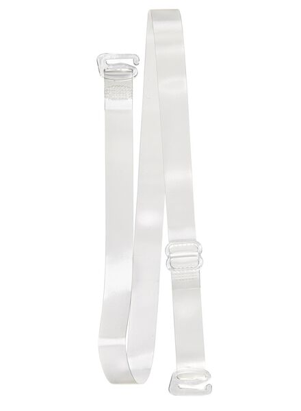 transparent bra straps - 21800009 - hema