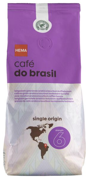 HEMA Café En Grains Brésil