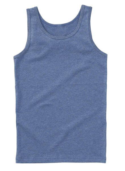 2er-Pack Kinder-Hemden dunkelblau dunkelblau - 1000001433 - HEMA