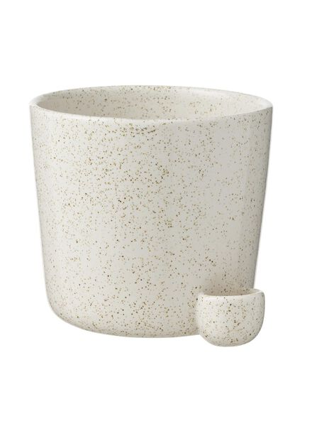 pot de fleurs glaçage réactif Ø 13,3 cm - 13391054 - HEMA