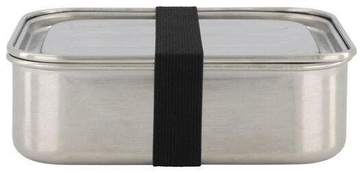lunch box stainless steel - 80640019 - hema