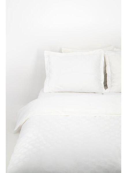 housse de couette-hôtel coton satin blanc blanc - 1000014288 - HEMA