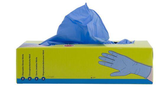 50er-Pack antiallergene Nitril-Einweghandschuhe - 20510121 - HEMA