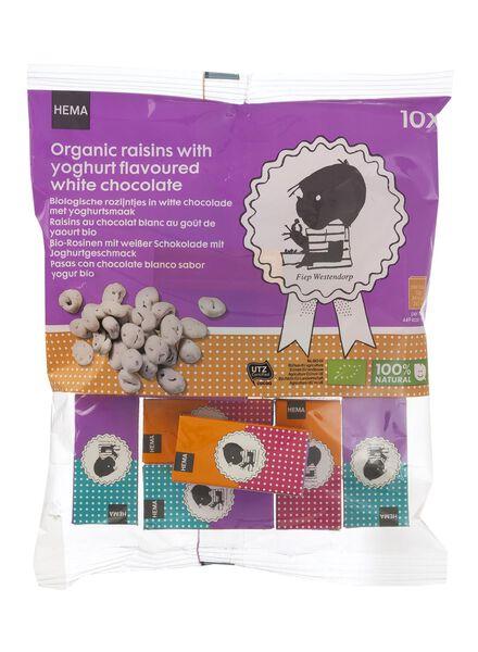 10-pack Jip & Janneke organic yoghurt raisins - 10240038 - hema