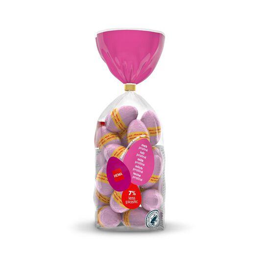 Easter eggs praline 190 grams - 10091008 - hema