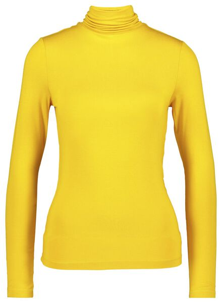 women's top yellow yellow - 1000017079 - hema