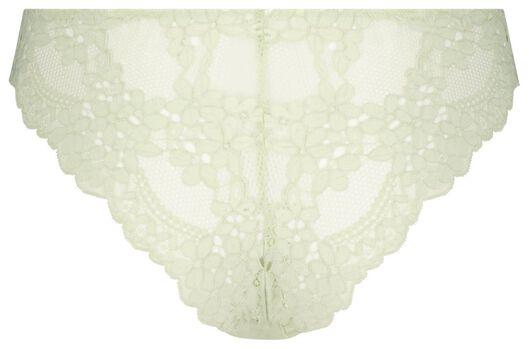 women's Rio panties cotton green green - 1000019748 - hema