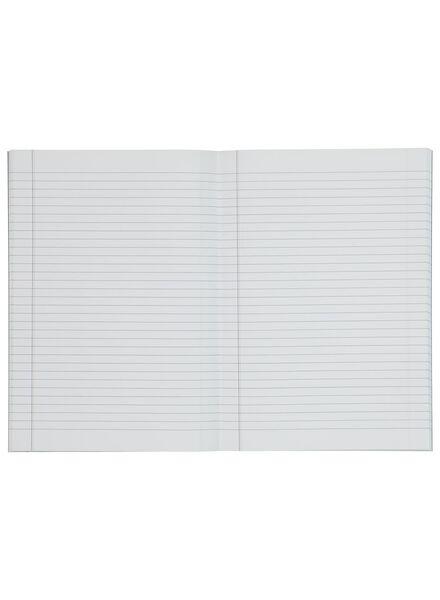 cahier de 25.5 x 18 cm - ligné - 14135818 - HEMA
