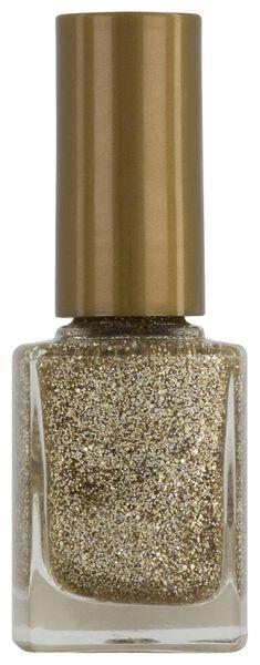 vernis à ongles topcoat golden soul - 11240052 - HEMA