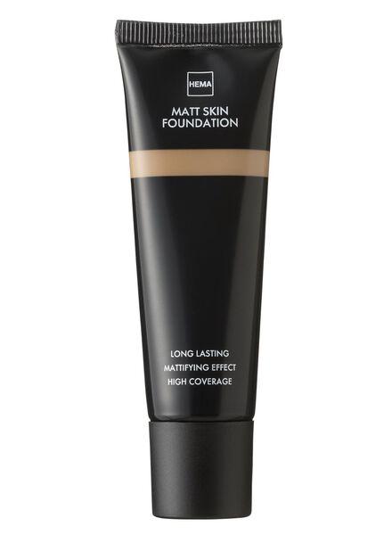 HEMA Matt Skin Foundation Beige 03 (bruin)