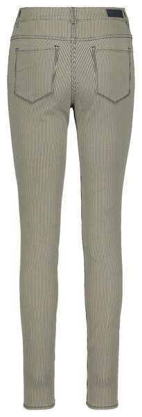 women's trousers - skinny fit cream cream - 1000018683 - hema