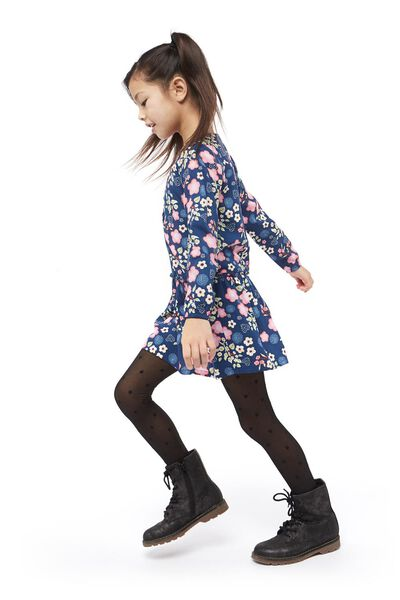 children's dress multi1 86/92 - 30805125 - hema