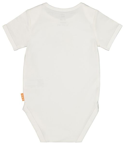 bodysuit with bamboo white white - 1000019263 - hema
