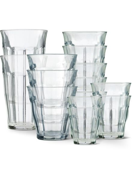 Picardy glass 22 cl - 9423100 - hema