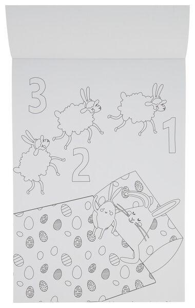 colouring book Easter A4 - 25810017 - hema