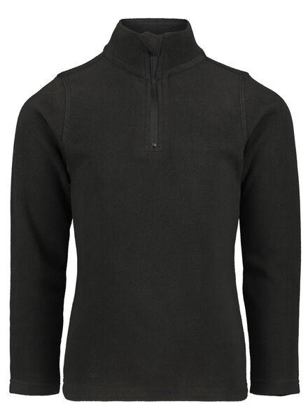 children's sweater black black - 1000017278 - hema