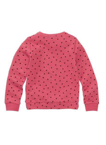 children's sweatshirt pink pink - 1000006045 - hema