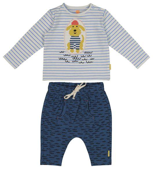 newborn set blue blue - 1000017659 - hema