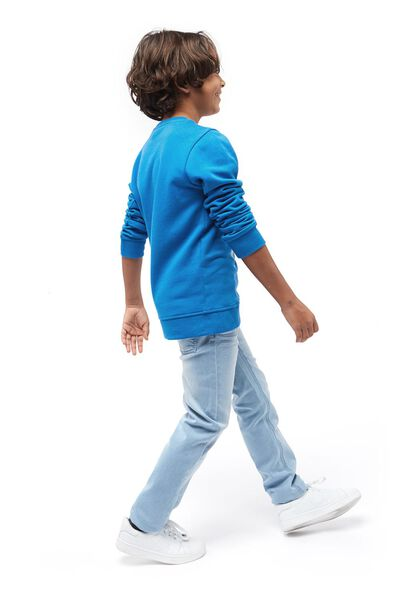 Kinder-Skinnyjeans hellblau hellblau - 1000017756 - HEMA