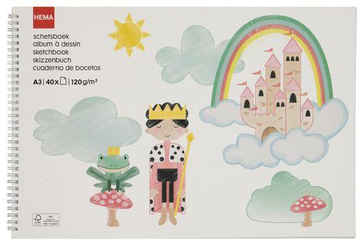 album à dessins A3 - 15910160 - HEMA