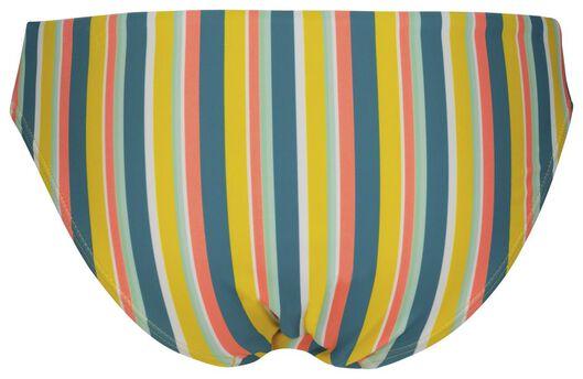 Damen-Bikinislip, Streifen multi multi - 1000023325 - HEMA