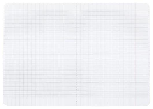 3 exercise books - A5 - large squares (Seyès) - 14126718 - hema