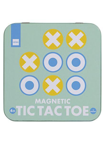 Tic Tac Toe Reisespiel - 15190222 - HEMA