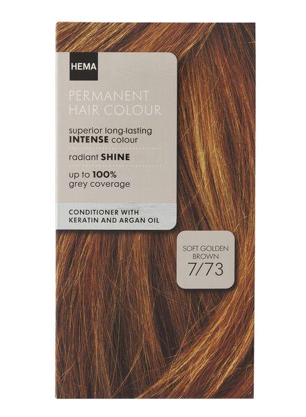 hair dye gold brown 7/73 - 11050008 - hema