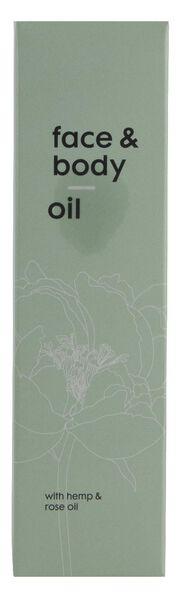 facial and body oil 75 ml - 11330111 - hema