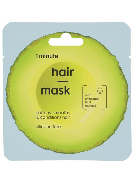 hair mask avocado - 11057135 - hema