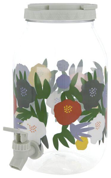 lemonade tap 3.75L plastic flowers - 41820415 - hema