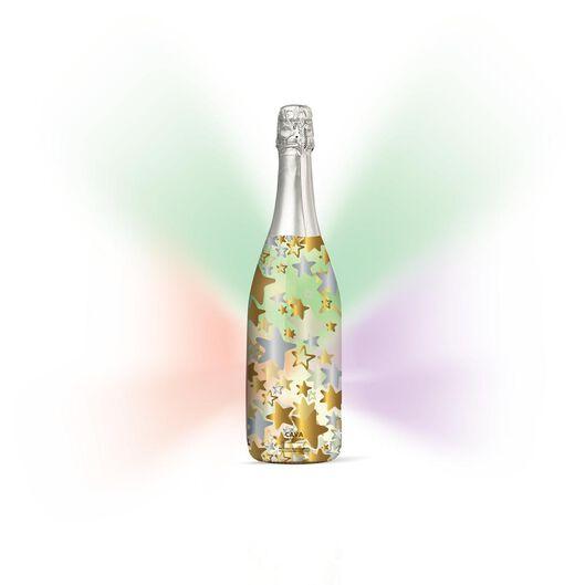 cava disco delight avec ampoule LED colorée 0.75L - 17390065 - HEMA