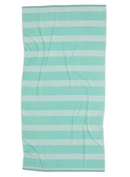 serviette de plage velours 90 x 180 cm - 5200091 - HEMA